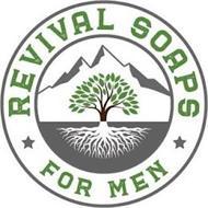 REVIVAL SOAPS FOR MEN