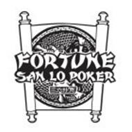 FORTUNE SAN LO POKER