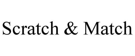 SCRATCH & MATCH