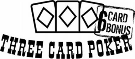 Betting at 3 card poker with 6 card bonus the parkers show on bet