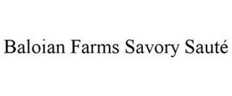 BALOIAN FARMS SAVORY SAUTÉ