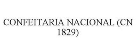 CONFEITARIA NACIONAL (CN 1829)
