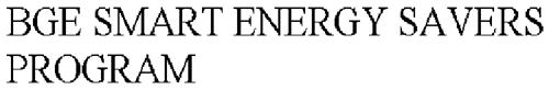 BGE SMART ENERGY SAVERS PROGRAM