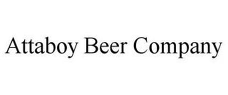 ATTABOY BEER COMPANY