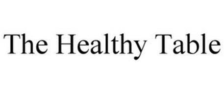 THE HEALTHY TABLE