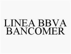 LINEA BBVA BANCOMER