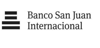 BANCO SAN JUAN INTERNACIONAL