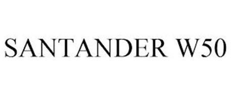 SANTANDER W50