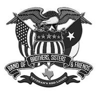 BAND OF BROTHERS, SISTERS & FRIENDS VETERAN'S RED LAGER