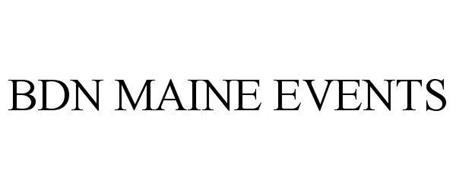 BDN MAINE EVENTS