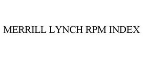 MERRILL LYNCH RPM INDEX