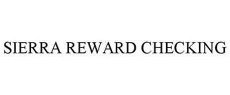 SIERRA REWARD CHECKING