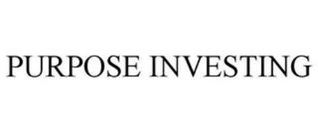 PURPOSE INVESTING