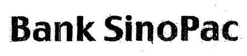 BANK SINOPAC