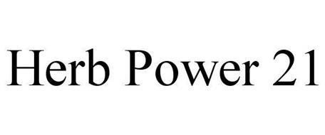 HERB POWER 21