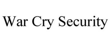WAR CRY SECURITY