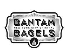 BANTAM BAGELS NEW YORK CITY ORIGINAL