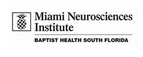 MIAMI NEUROSCIENCES INSTITUTE BAPTIST HEALTH SOUTH FLORIDA