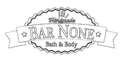 HANDMADE BAR NONE BATH & BODY