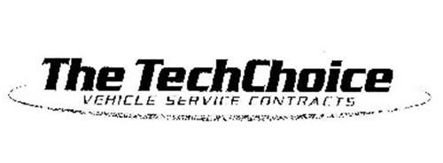 THE TECHCHOICE VEHICLE SERVICE CONTRACTS