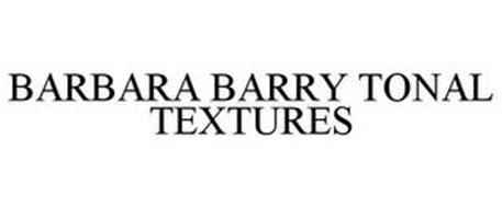 BARBARA BARRY TONAL TEXTURES