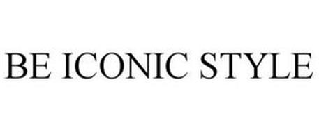 BE ICONIC STYLE