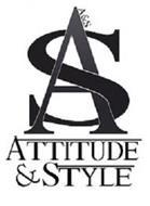 AS ATTITUDE & STYLE A & S