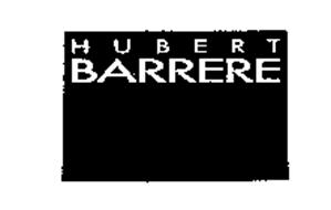 HUBERT BARRERE