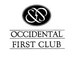 && OCCIDENTAL FIRST CLUB