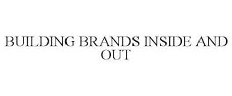 BUILDING BRANDS INSIDE AND OUT