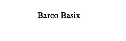BARCO BASIX