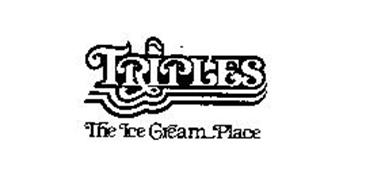 TRIPLES THE ICE CREAM PLACE