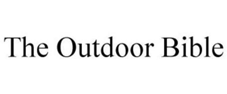 THE OUTDOOR BIBLE