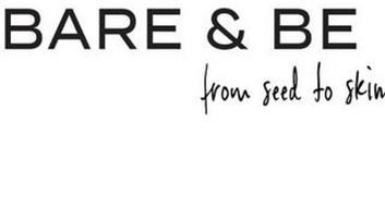 BARE & BE FROM SEED TO SKIN