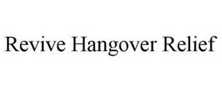 REVIVE HANGOVER RELIEF