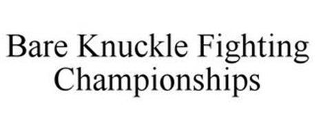 BARE KNUCKLE FIGHTING CHAMPIONSHIPS