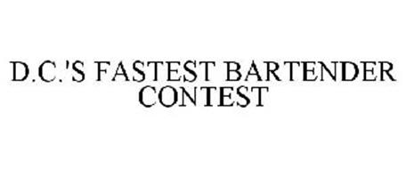 D.C.'S FASTEST BARTENDER CONTEST
