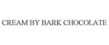 CREAM BY BARK CHOCOLATE