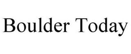 BOULDER TODAY