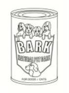 BARK NATURAL PET CARE