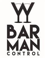 BAR MAN CONTROL
