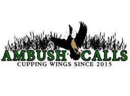 AMBUSH CALLS CUPPING WINGS SINCE 2015
