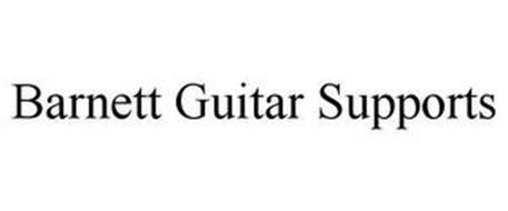 BARNETT GUITAR SUPPORTS