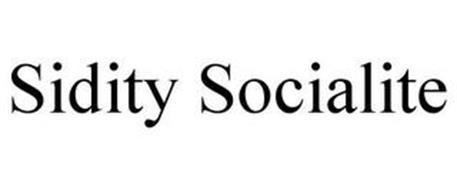 SIDITY SOCIALITE