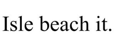 ISLE BEACH IT.