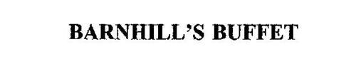 BARNHILL'S BUFFET