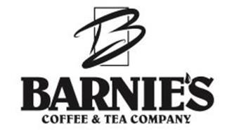 B BARNIE'S COFFEE & TEA COMPANY