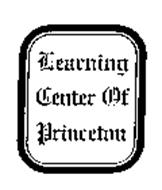 LEARNING CENTER OF PRINCETON