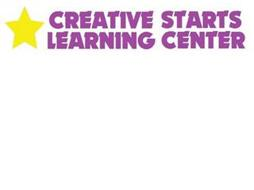 CREATIVE STARTS LEARNING CENTER