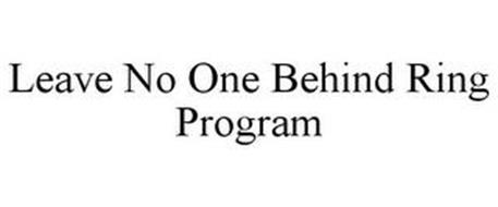 LEAVE NO ONE BEHIND RING PROGRAM